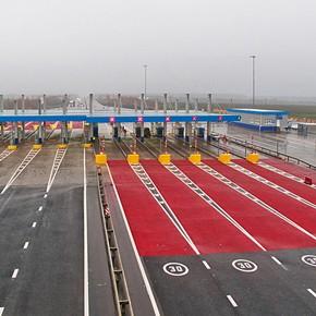 «Автодор» тестирует взимание платы на участке 48 – 71 км автодороги М-4 «Дон»