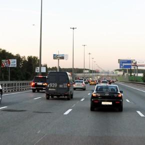 На магистралях «Новой Москвы» сохранится прежний скоростной режим