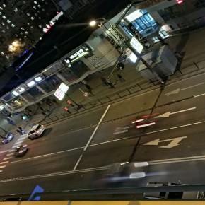 Фестивальная улица стала односторонней