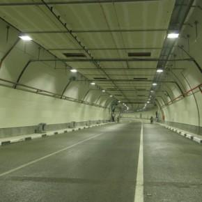 ЦОДД предлагает организовать реверсивное движение в Северо-Западном тоннеле