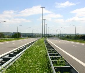 Первый участок трассы М-11 в Ленинградской области будет готов в 2017