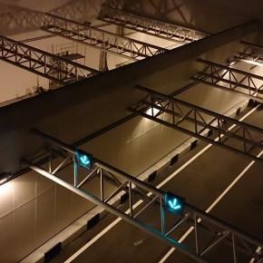 На Дмитровском шоссе открыт новый тоннель и эстакада