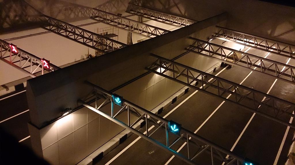 Тоннель на пересечении Дмитровкого шоссе и 3-го Нижнелихоборского проезда. ФОТО: (с) 2013 d50, форум roads.ru