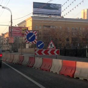 Уже скоро начнется реконструкция путепровода на Ленинградском шоссе