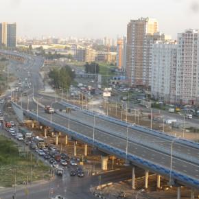 Открыто движение по эстакаде на Дмитровском шоссе