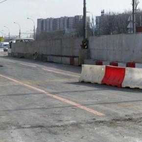 Реконструкция Волгоградского проспекта - лучший фотосет марта