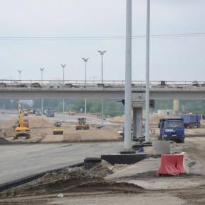 Реконструкция Ярославского шоссе - лучший фотосет июня