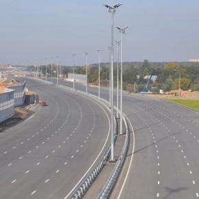 Реконструкция Ярославского шоссе — лучший фотосет сентября