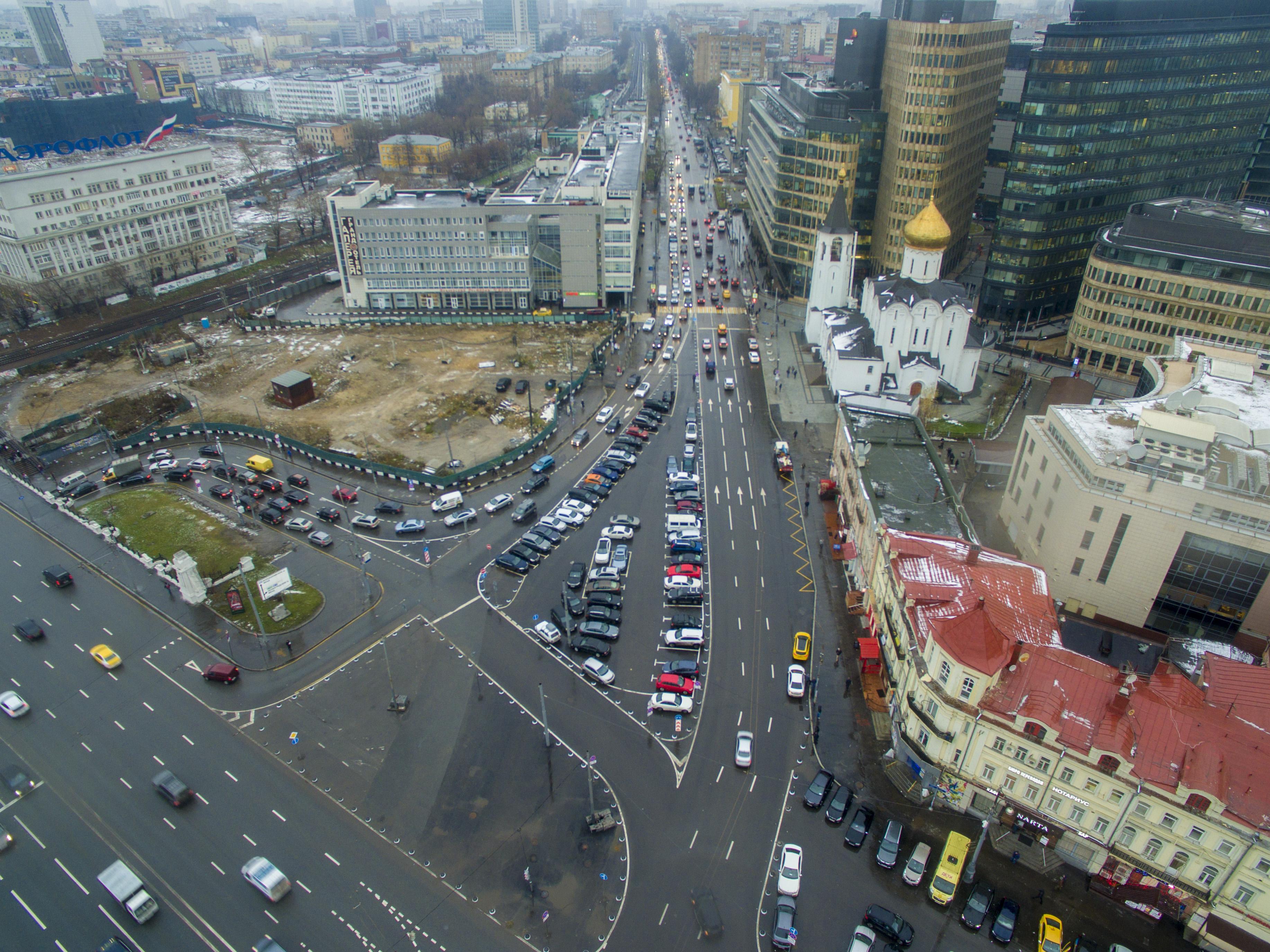 схема движения по 3 хорошевской улице