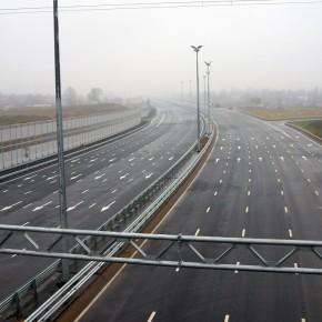 Московская область: итоги дорожного строительства - 2015