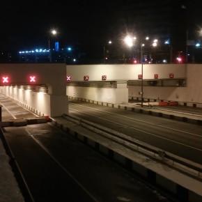Открыто движение по Алабяно-Балтийскому тоннелю