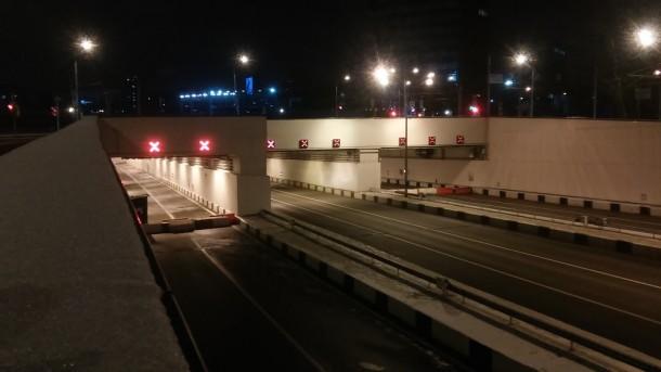 Алабяно-Балтийский тоннель на Соколе. (с) 2015 agde, Форум ROADS.RU