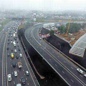 Москва: итоги дорожного строительства — 2017