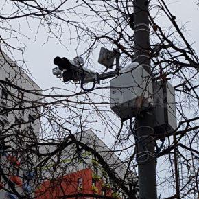 12 новых камер на Ленинградском шоссе!