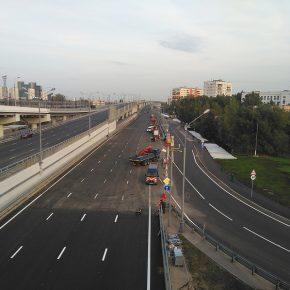 Москва: итоги дорожного строительства — 2018