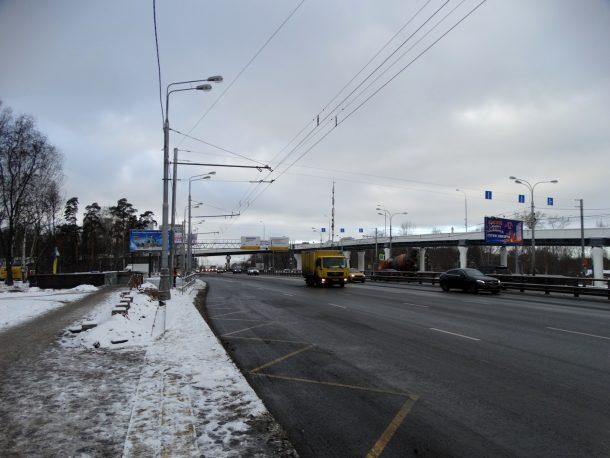 Открыта новая эстакада на Волоколамском шоссе на ул.Курчатова. (с) Фото Roads.ru, Kirgam