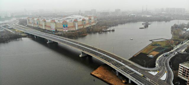 Москва: итоги дорожного строительства — 2019