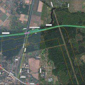 Объявлен тендер на строительство путепровода над Савеловским направлением (1 этап Северного обхода Лобни)
