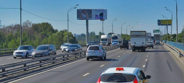 Реконструкция путепровода через ж/д на 24-25 км Ленинградского шоссе